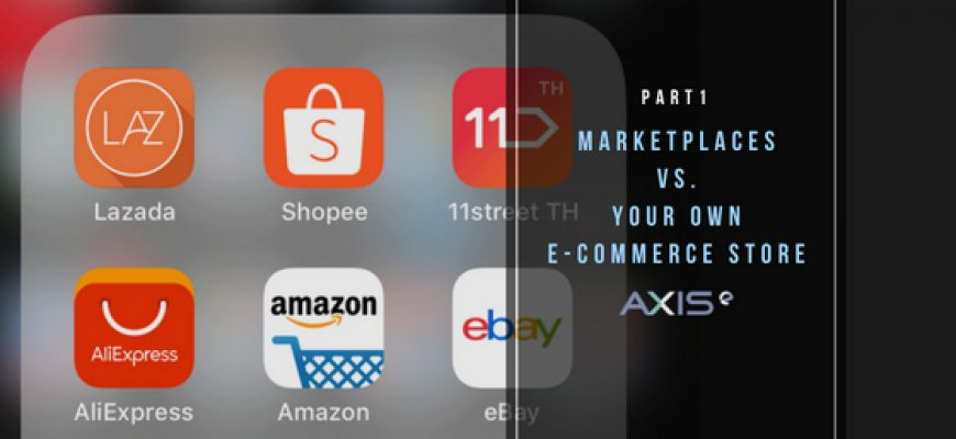 Both the marketplace and website offer vast opportunities for e-commerce  exposure. However, if you just starting and wanting to sell your product  online, ...